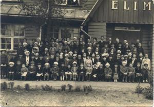 Eelimi pühapäevakool 1933. aastal