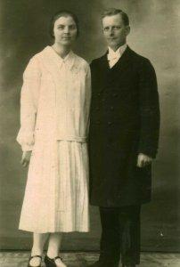 Voldemar ja Maria Ölvingsson